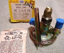 ALCO  HC 1-1/2 FC  THERMO VALVE ANGLE TYPE new old stock