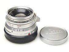Leica Summicron 35mm F2 Silver f. Leica M