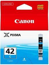 Cartouches d'encre cyan Canon avec jet d'encre pour imprimante