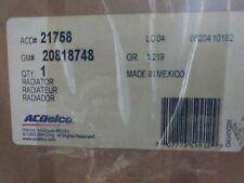 NEW Cadillac GM OEM 2010 SRX 3.0 Radiator 20818748 21758 AC Delco