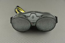 Feu arrière fumé clignotant intégré tail light yamaha YZF R6 01 02