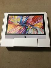 "2017 IMac 27"" I7 - Box Only! - Includes Styrofoam & Keyboard/mouse Packing"