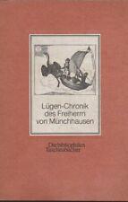 Bibliophile Taschenbücher - Nr.:17 - Lügen Chronik des Freiherrn von Münchhausen