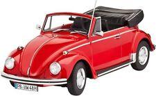 Revell of Germany 1/24 VW Käfer 1500C (Carbrio) Beetle Plastic Model Kit