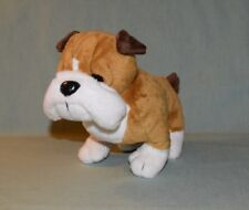 Plush Ganz Webkinz Bulldog Hm126 (No Code Just Plush)