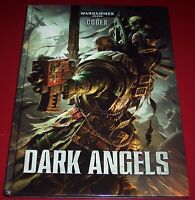 Warhammer 40k Codex Dark Angels Deutsch