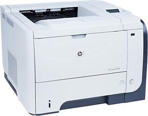 HP Imprimante professionel Laser LaserJet P3015 Monochrome usb ethernet