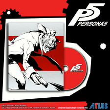 Persona 5 - Limited Steelbook Edition (Sony PlayStation 4, 2017)