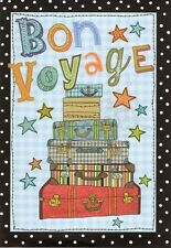 Bon Voyage Greeting Card Great Value Greetings Cards