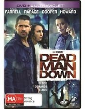 DEAD MAN DOWN: Colin Farrell, Terrence Howard DVD NEW