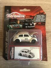 Majorette 212052016 - Vintage Deluxe Box - VW Käfer - Rallye #64 - Neu