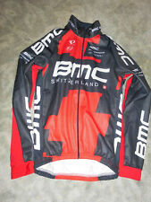 Pearl Izumi Team BMC thermal windstopper wind jacket by bioracer
