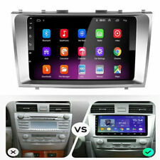 Android 9.1 Car Stereo Radio 9Inch HD Screen GPS 2+16G For TOYOTA CAMRY 2007-11