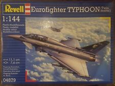 Revell 1/144 Eurofighter Typhoon Twinseater Plastic Model Kit 04879