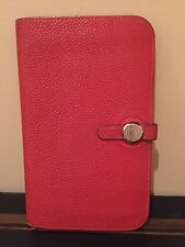 100% Authentic Hermes Dogon Wallet