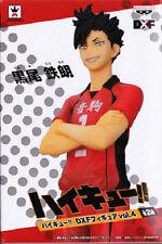 Tetsuro Kuroo DXF Figure vol.4 Anime Haikyu!! Haikyuu BANPRESTO