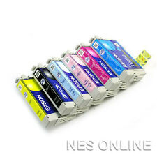 Epson 82N Genuine INK SET->ARTISAN725/730/835/837/R290/RX590/RX610/TX700W T1121