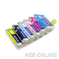 Epson 82N Genuine INK SET->ARTISAN725/730/835/837/R290/RX590/RX610/TX700W T1121