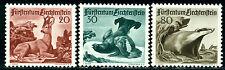 Liechtenstein 1950 Hunt,Bird,Roe deer,Black Grouse,Badger,Mi.285,MNH,CV=$105