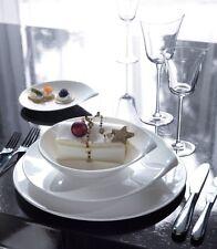 Villeroy & Boch - Flow - 12 Piani + 12 Fondi + 12 Frutta/dessert - Rivenditore