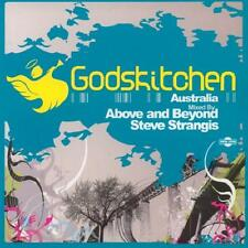 Godskitchen AUSTRALIA = Above & Beyond/Steve Strangis = 2cd = Trance Progressive