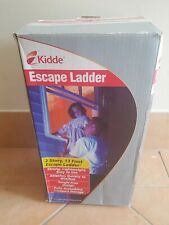 Kidde escape ladder 2 story unused condition for fire escape for kids