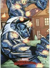 Marvel Masterpieces 2007 Base Card #19 Colossus