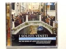 I SOLISTI VENETI  -  CLAUDIO SCIMONE - ON THE WINGS OF LOVE - CD NUOVO SIGILLATO