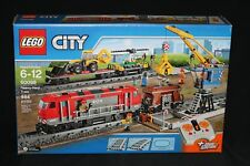 LEGO CITY 60098 HEAVY-HAUL TRAIN (2015) RETIRED RETAIL LIMITED  NEW SEALED RARE