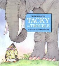 Tacky in Trouble (Tacky the Penguin)-ExLibrary
