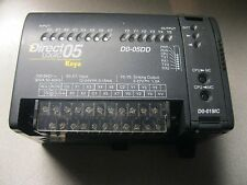 AUTO MATION DIRECT D0-05DD DIRECT LOGIC PROGRAMMABLE CONTROLLER DC 8 IN/ 6 OUT