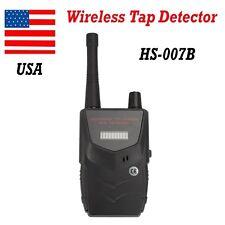 USA HS-007B Wireless RF Signal WiFi Audio Cell Phone Spy Camera Bug Detector