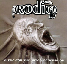 PRODIGY MUSIC FOR JILTED GENERATION CD NEW