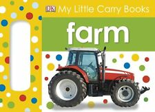 My Little Carry Book: Farm (My Little Carry Books)