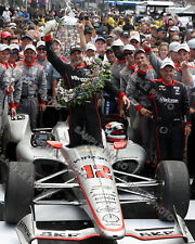 WILL POWER 2018 INDY 500 WINNER AUTO RACING 8X10 PHOTO 2