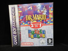 Dr. Mario & puzzle League para Nintendo Game Boy Advance GBA