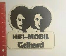 Aufkleber/Sticker: Hifi mobil Gelhard (211016176)