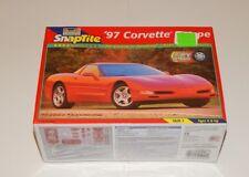 Revell Monogram Snaptite '97 1997 Corvette Coupe 1:25 Model Sealed 1998 R15925