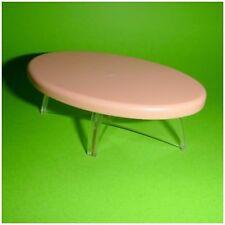 Playmobil - Ersatzteil - Tisch Couchtisch oval aus Wohnzimmer 3966
