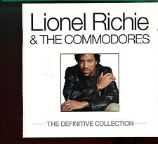 Lionel Richie & The Commodores / The Definitive Collection - 2CD