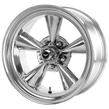 "American Racing VN109 Torq Thrust 15x5 5x4.5"" -6mm Polished Wheel Rim 15"" Inch"