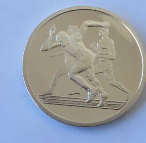 Grèce 2003 10 Euro Course Jeux Olympiques été Athénes 2004 - Greece   CPS