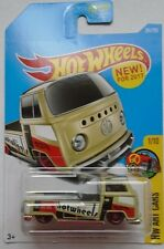 2017 Hot Wheels HW ART CARS 1/10 Volkswagen T2 Pickup 201/365