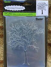Darice A2 Embossing Folder Leafin Tree Cuttlebug