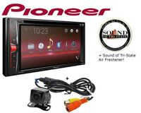 Pioneer AVH201EX Multimedia Receiver with Backup Camera RB