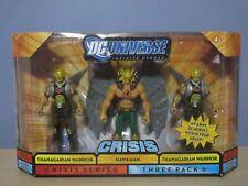DC Universe Crisis Hawkman & Thanagarian Warrior Pack (Mattel 2008) NOC