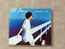 "CD AUDIO MUSIQUE / BILL PRITCHARD ""NUMBER FIVE"" CD EP MAXI-SINGLE PROMO 1991 3T"