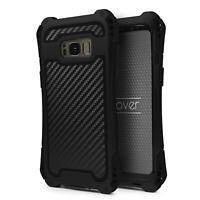 Samsung Galaxy S8 Plus Alu OUTDOOR Schutz Hülle Case Schale Cover SHOCKPROOF
