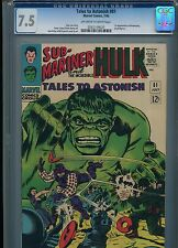 Tales to Astonish #81 (1st Boomerang)  CGC 7.5 OW-WP