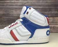 9f9fc188b74 Osiris NYC 83 Stay Puft Marshmallow Ghostbusters Skate Shoes Mens Size 11  RARE!
